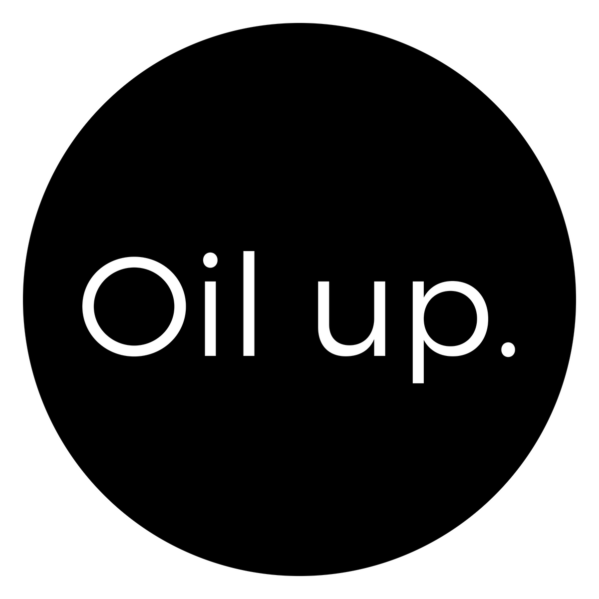 Oil up