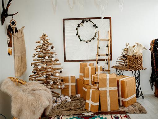 Geluk of ziekteverzuim in het kerstpakket